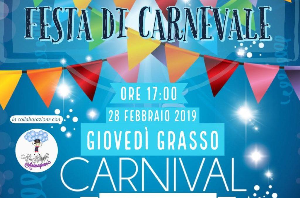 Vivi l'originale Carnevale brasiliano da Espace Peacock!