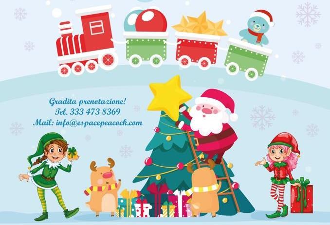 La festa degli Elfi di Babbo Natale: il 13 dicembre alle 17!