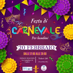 Festa di Carnevale Cagliari