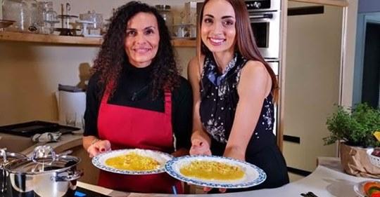 Racconti in cucina su Videolina: ospiti della prima puntata